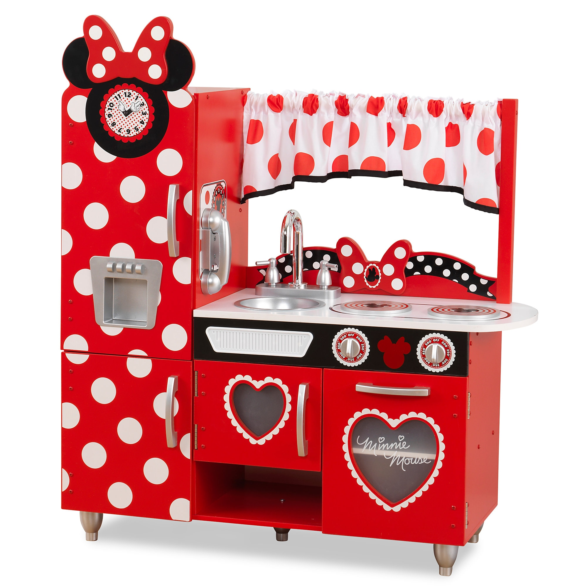 Product Image Of Minnie Mouse Vintage Play Kitchen By KidKraft # 1