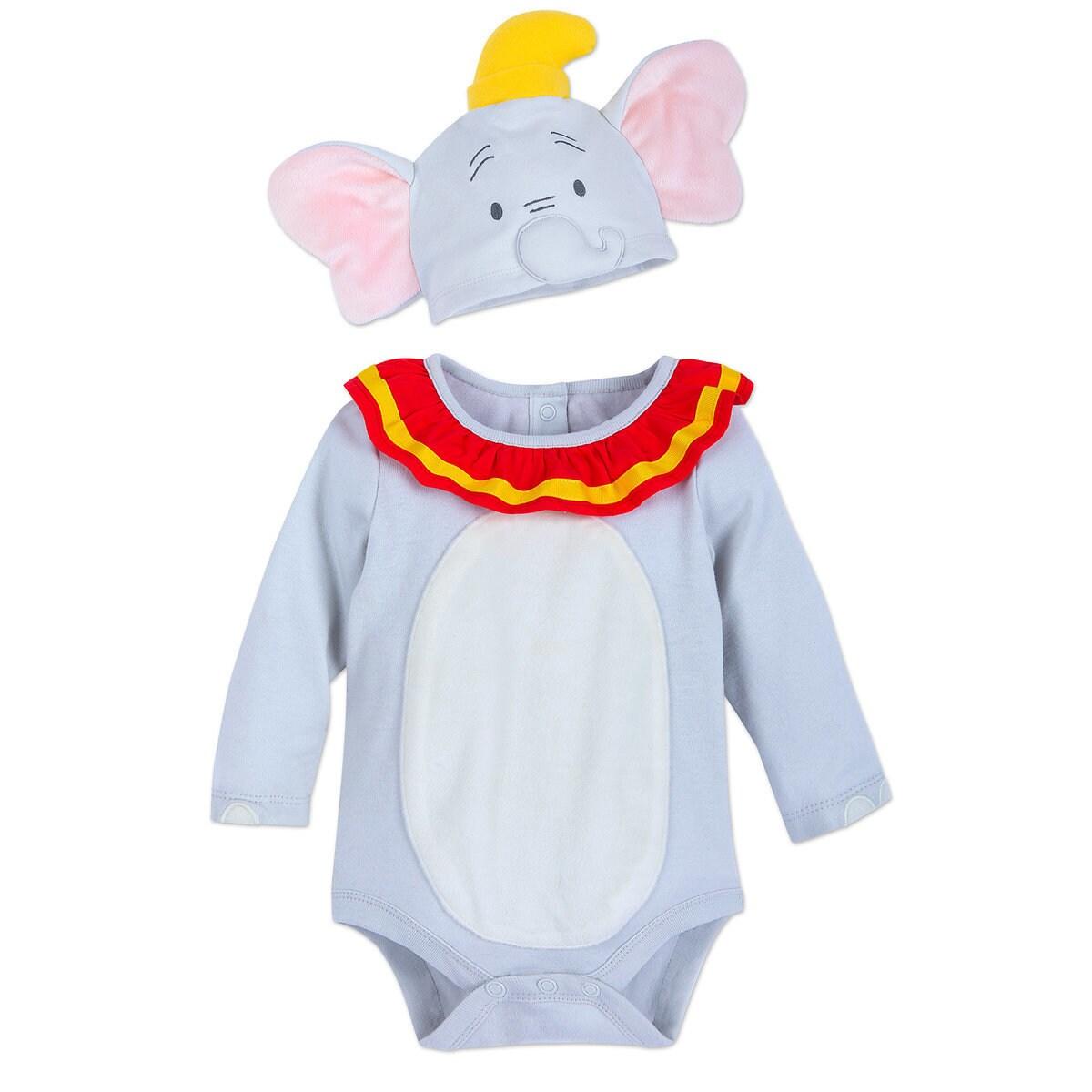 69f146672 Product Image of Dumbo Costume Bodysuit Set for Baby # 1