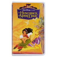 Image of The Hunchback of Notre Dame ''VHS Case'' Journal - Oh My Disney # 1