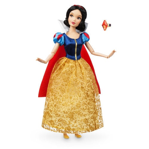 Snow White Classic Doll with Ring - 11 1/2''