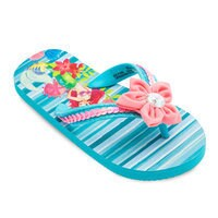 Image of Ariel Flip Flops for Kids # 1