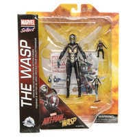 Image of The Wasp Collector Edition Action Figure - Marvel Select # 8
