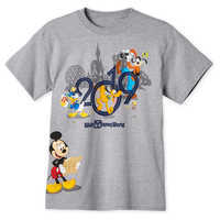Image of Mickey Mouse and Friends T-Shirt for Adults - Walt Disney World 2019 # 1