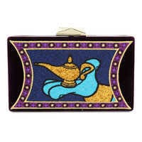 Image of Magic Lamp Evening Clutch - Aladdin - Danielle Nicole # 1