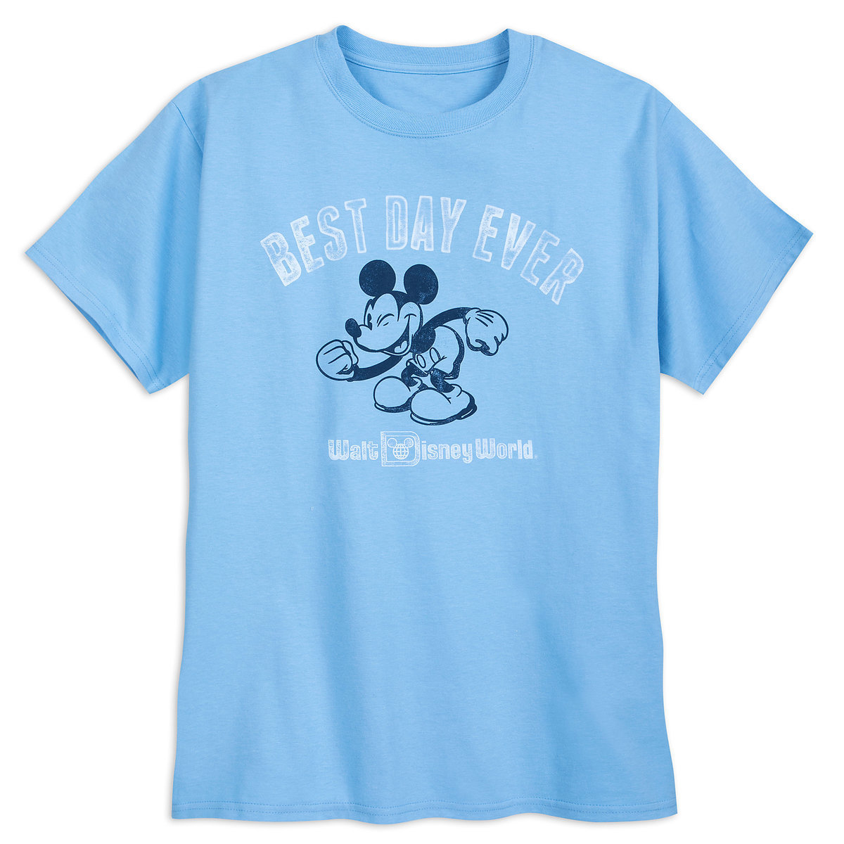 a26f5bbd4 Mickey Mouse ''Best Day Ever'' T-Shirt for Adults - Walt Disney ...