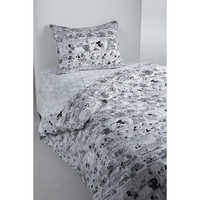 Image of Mickey Mouse Comic Strip Duvet Cover by Ethan Allen # 1