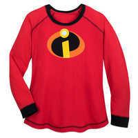 Image of Incredibles Logo PJ Set for Women # 4
