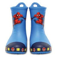 Image of Spider-Man Crocs™ Rain Boots for Boys # 2
