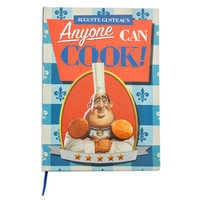 Image of Auguste Gusteau's ''Anyone Can Cook!'' Journal - Ratatouille # 1