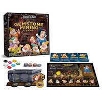 Image of Snow White Gemstone Mining Board Game # 1