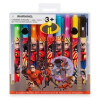 Image of Incredibles 2 Erasable Marker Set # 2