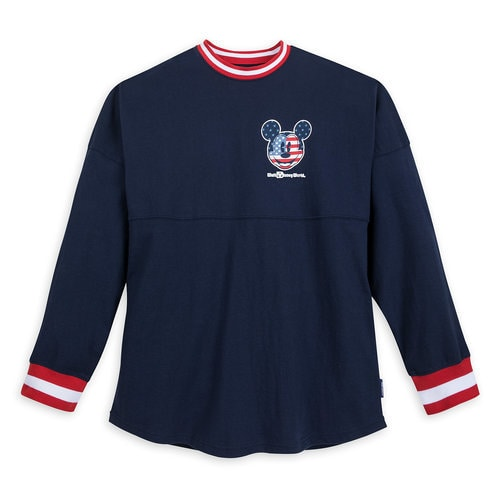 Mickey Mouse Americana Spirit Jersey For Adults Walt