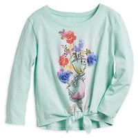 Image of Mrs. Potts and Chip T-Shirt for Tweens # 1