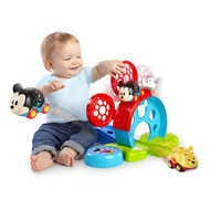 Image of Mickey Mouse Bounce Around Playset for Baby by Bright Starts # 3