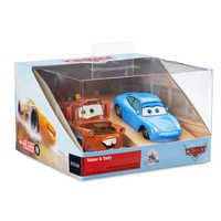 Image of Mater & Sally Pull 'N' Race Die Cast Set - Cars # 3