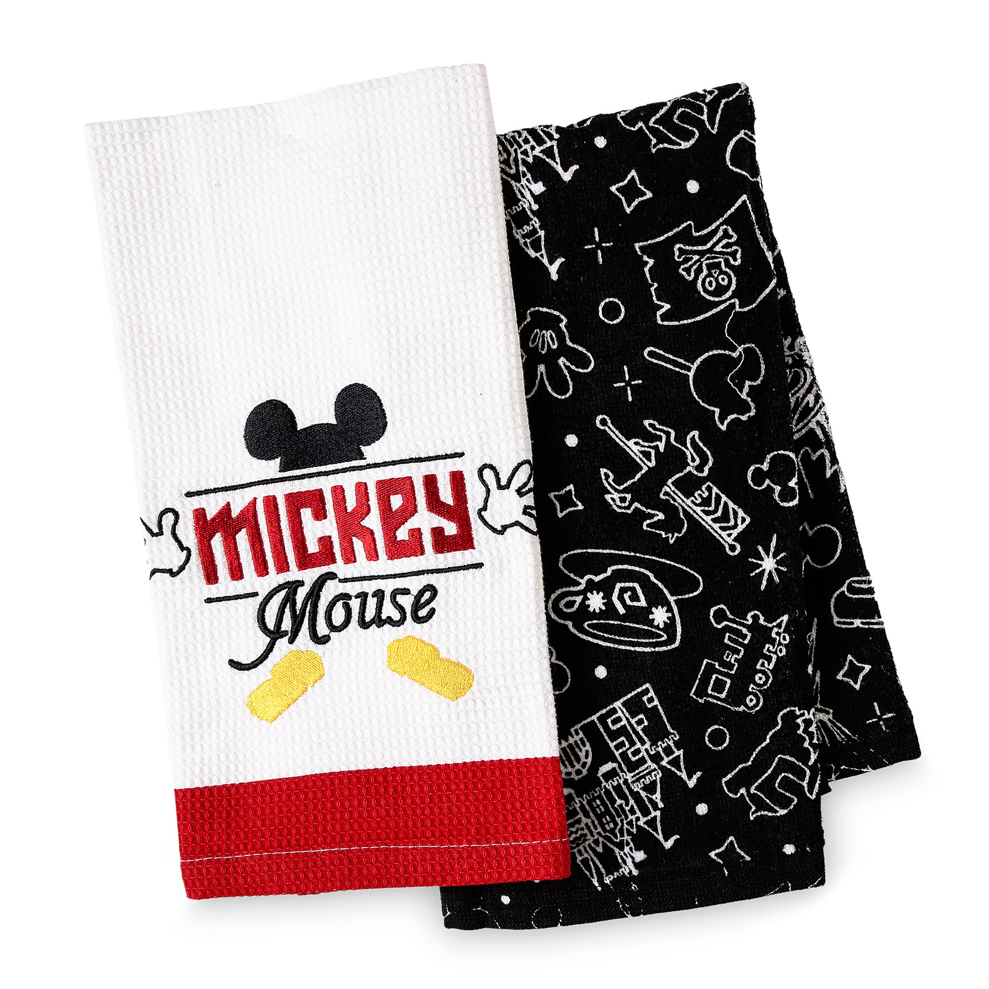 Thumbnail Image Of I Am Mickey Mouse Kitchen Towel Set # 1