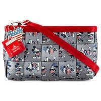 Image of Mickey and Minnie Mouse Americana Hip Pack by Harveys # 1
