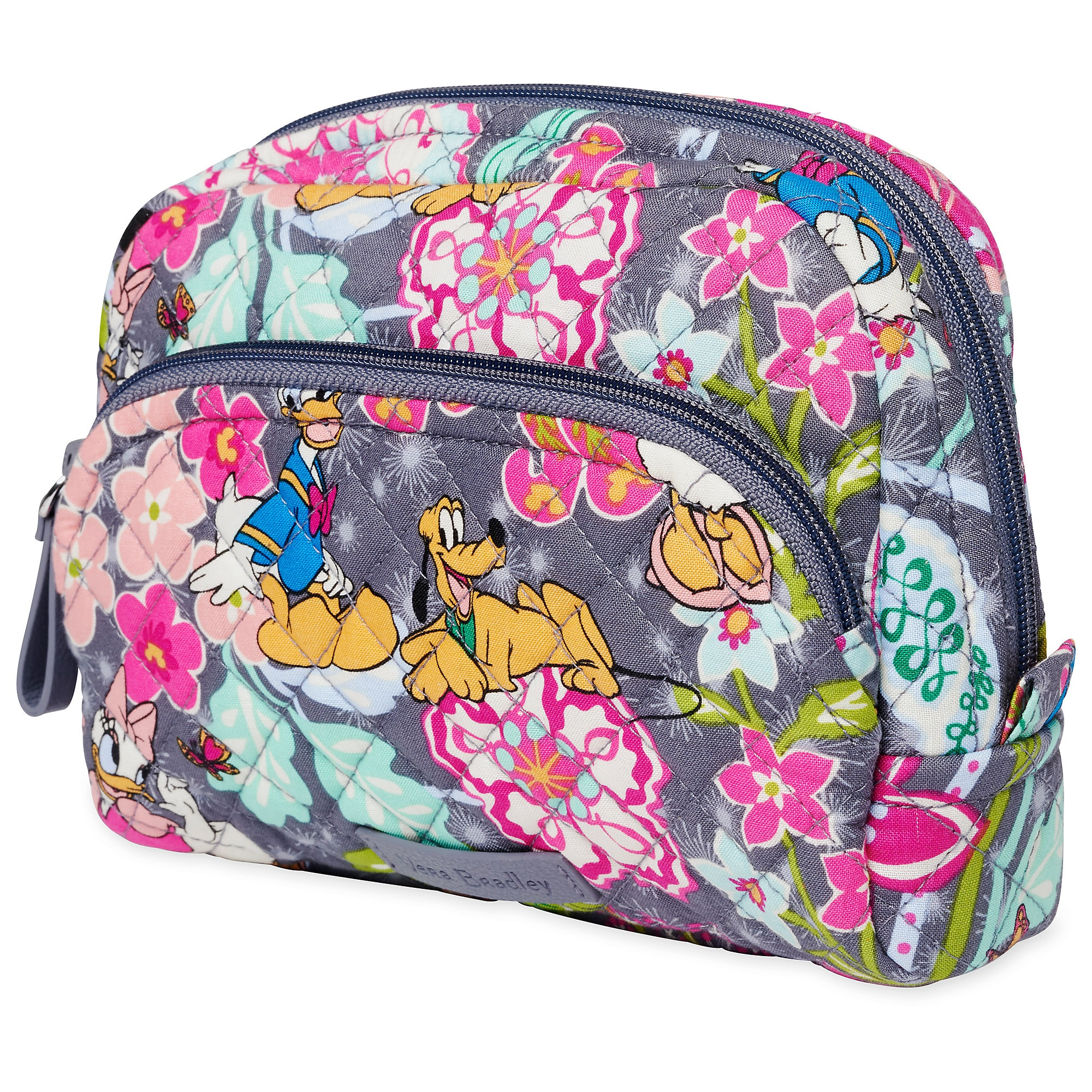 Mickey Mouse and Friends Medium Cosmetic Bag by Vera Bradley