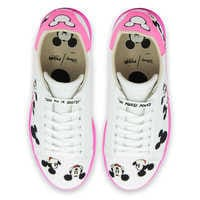 Image of Mickey Mouse Sneakers for Women by Master of Arts # 2