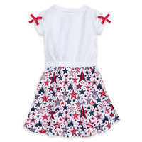 Image of Minnie Mouse Americana Dress for Girls - Walt Disney World # 2