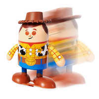 Image of Woody Shufflerz Walking Figure - Toy Story # 3