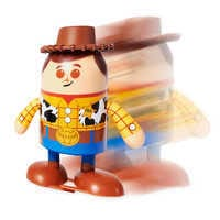 Image of Woody Shufflerz Walking Figure - Toy Story # 3
