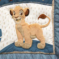 Image of The Lion King Crib Bedding Set by Lambs & Ivy # 5
