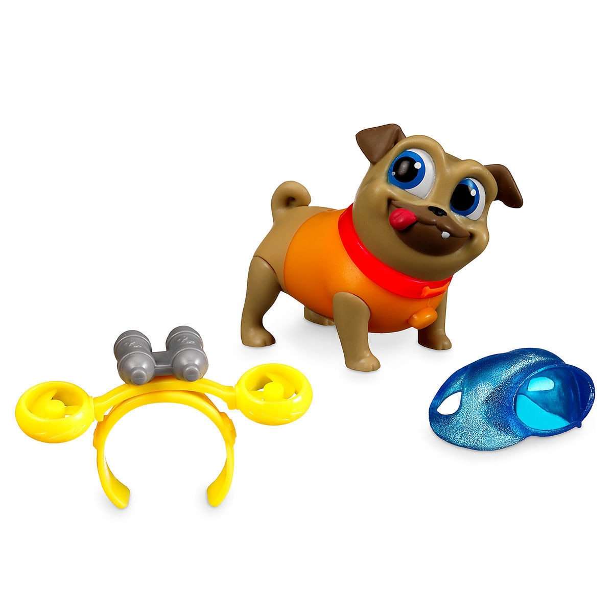 Rolly Pals On A Mission Toy Puppy Dog Pals Shopdisney