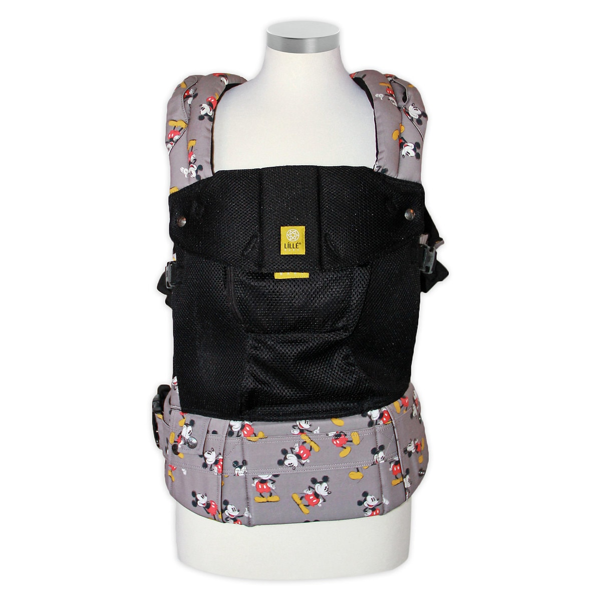 6f684a28c61 Product Image of Mickey Mouse Complete Airflow Baby Carrier by LÍLLÉbaby   1