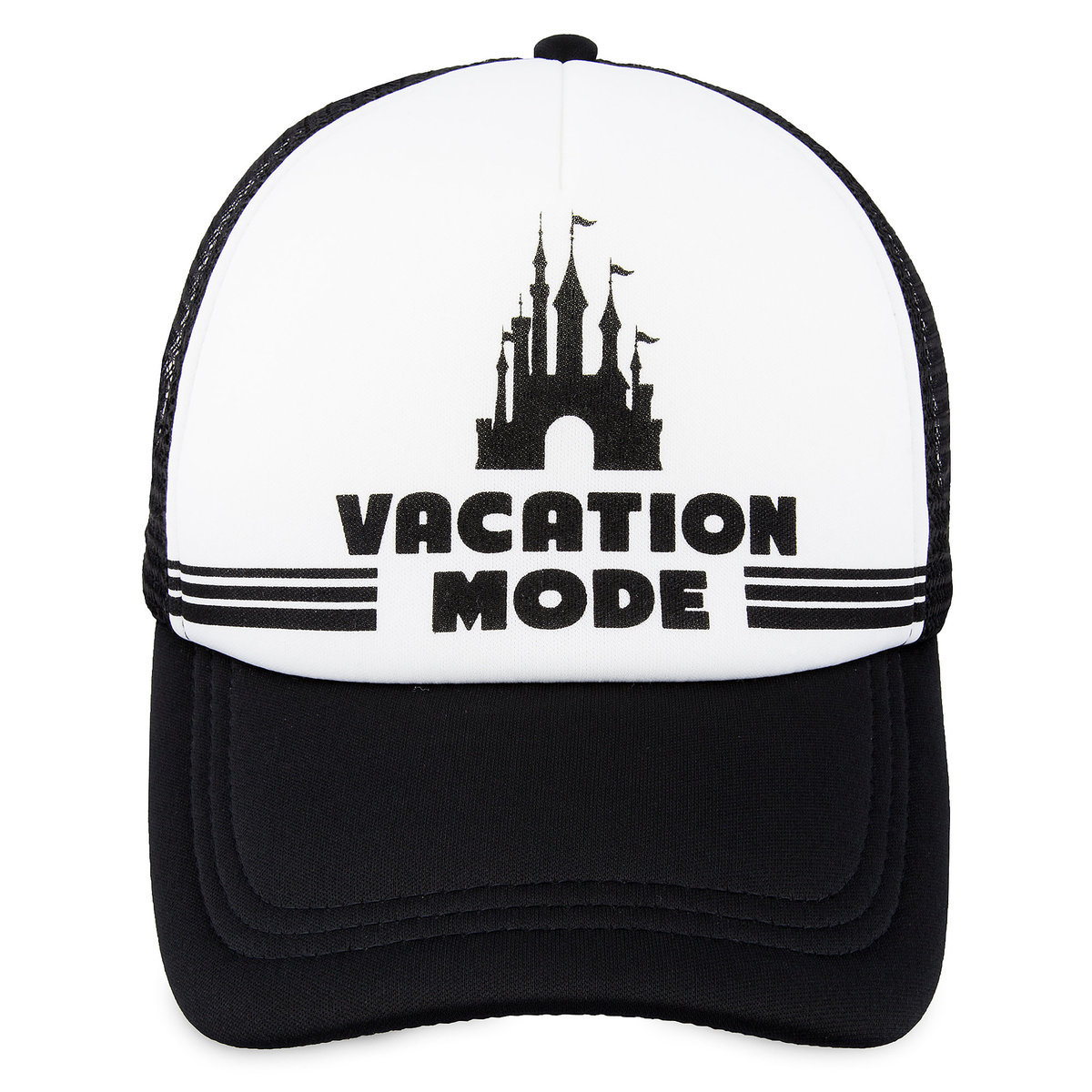 Fantasyland Castle \'\'Vacation Mode\'\' Trucker Hat for Adults by ...