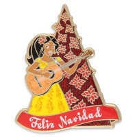 Image of Elena of Avalor Holiday Pin # 1
