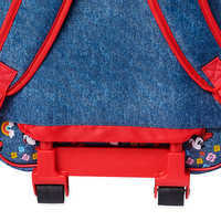 Image of Minnie Mouse Rolling Backpack - Personalized # 7