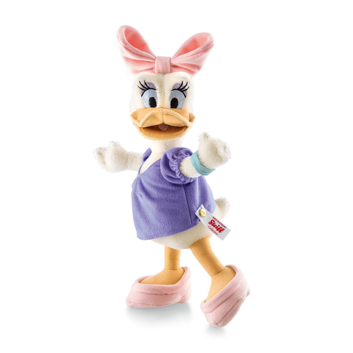 daisy duck collectible by steiff 10 limited edition shopdisney