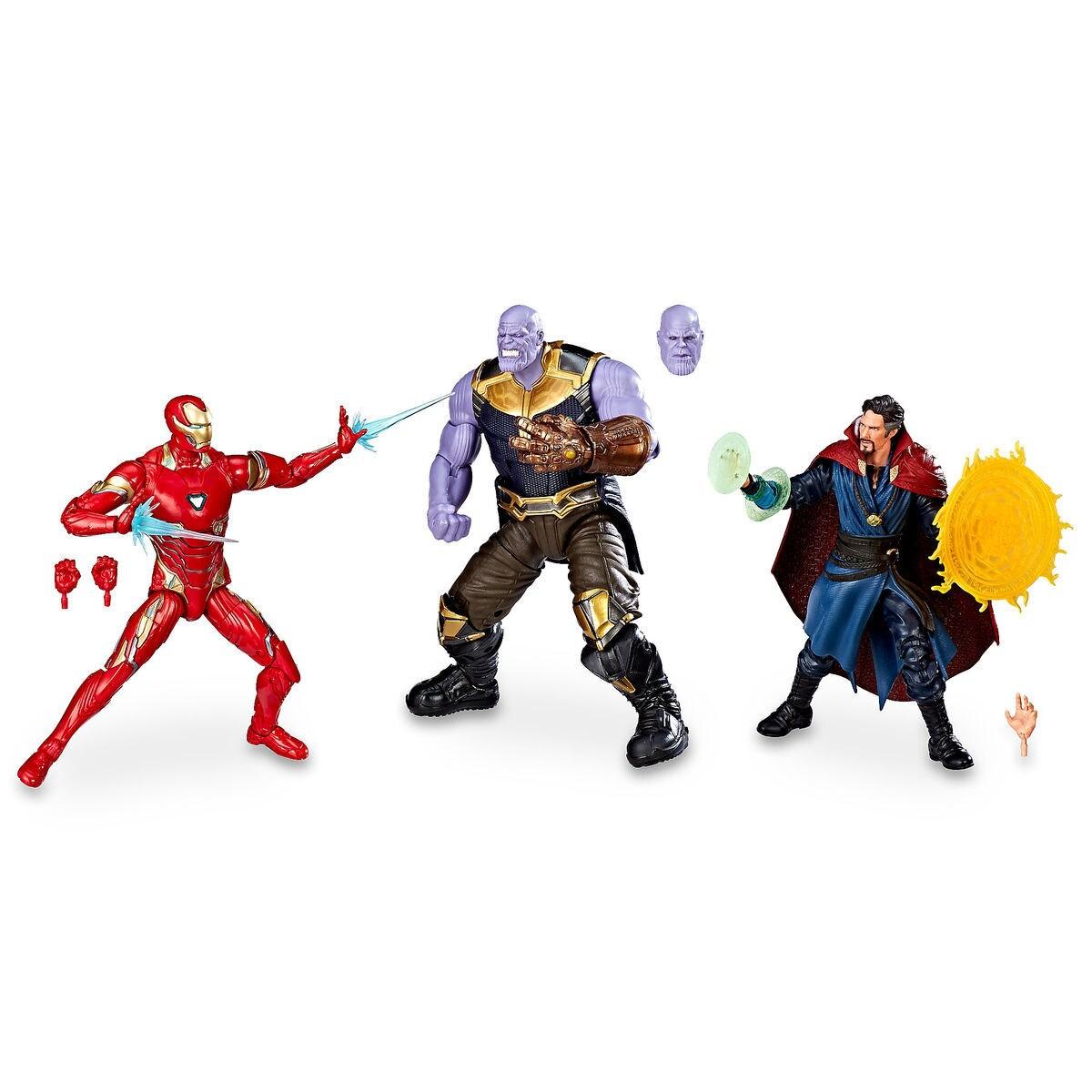marvel s avengers infinity war action figure set legends series