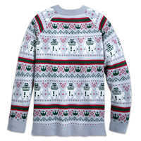 Image of Star Wars Light-Up Holiday Sweater for Adults # 4