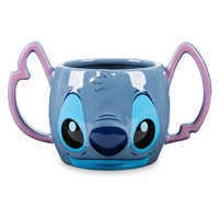 Image of Stitch Figural Mug # 1