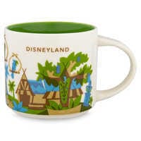 디즈니 Disneyland 스타벅스 Starbucks YOU ARE HERE Mug