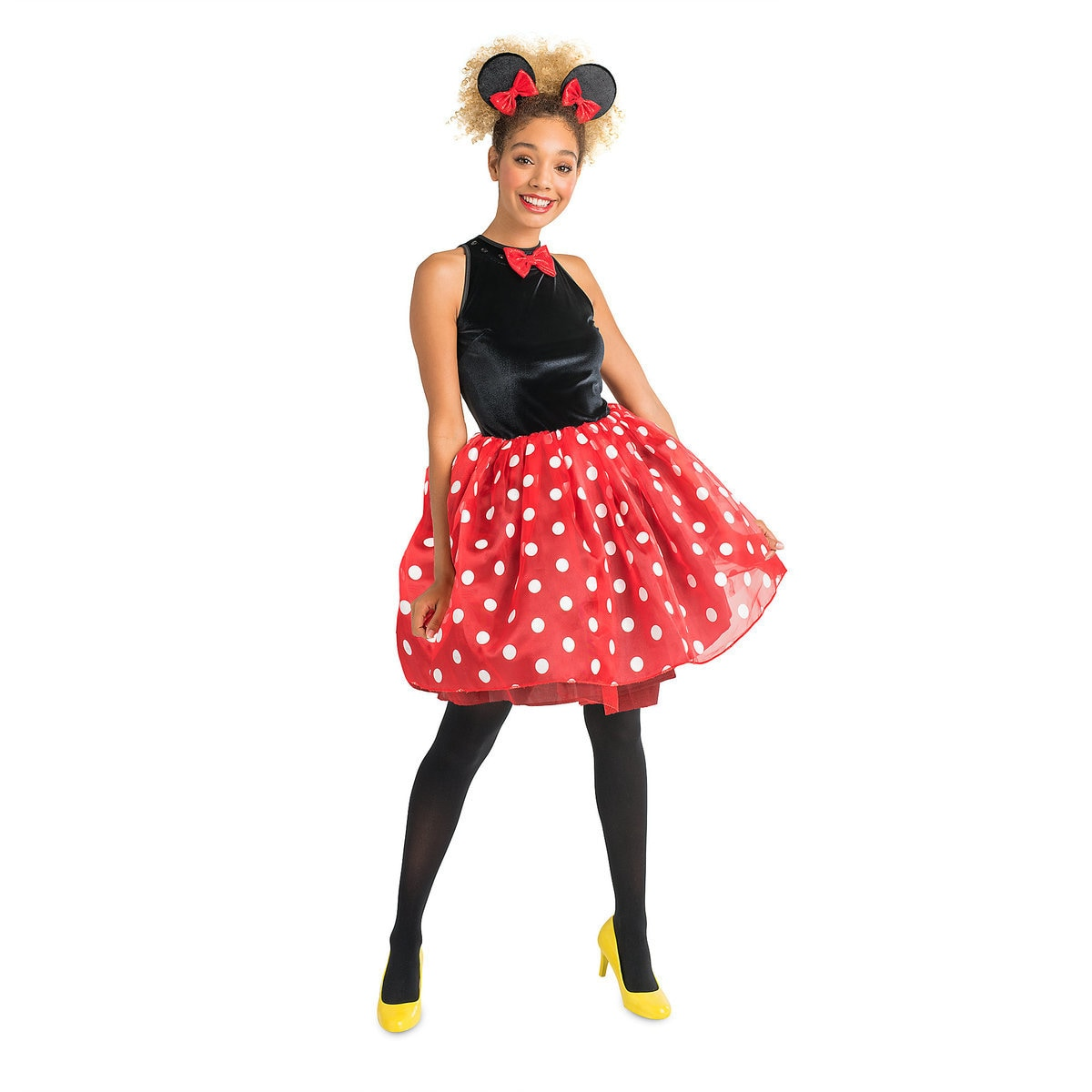 c8a29563c Product Image of Minnie Mouse Costume Tutu with Hair Clips for Juniors # 1