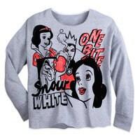 Snow White ''One Bite'' Top for Women