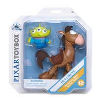 Image of Bullseye Action Figure - Toy Story 4 - PIXAR Toybox # 4