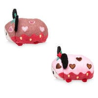 Mickey and Minnie Mouse Scented ''Tsum-Tsum'' Plush Set - Mini - Valentine's Day