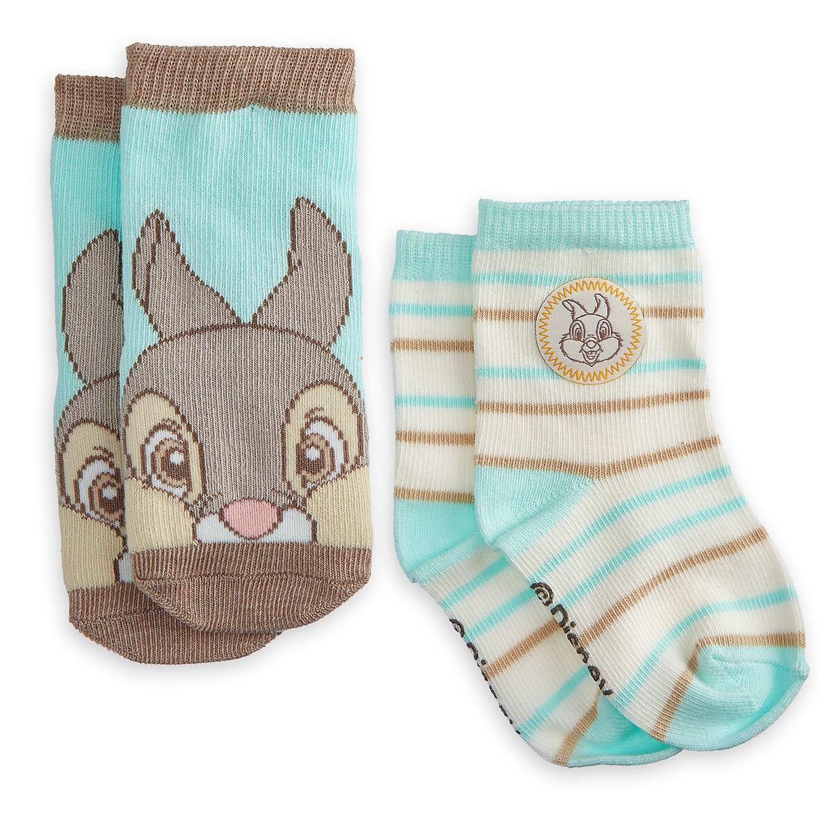 edcb72dce7dc Thumper Socks for Baby - 2-Pack