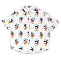 Image of Minnie Mouse Button Up Shirt for Women by Cakeworthy # 1