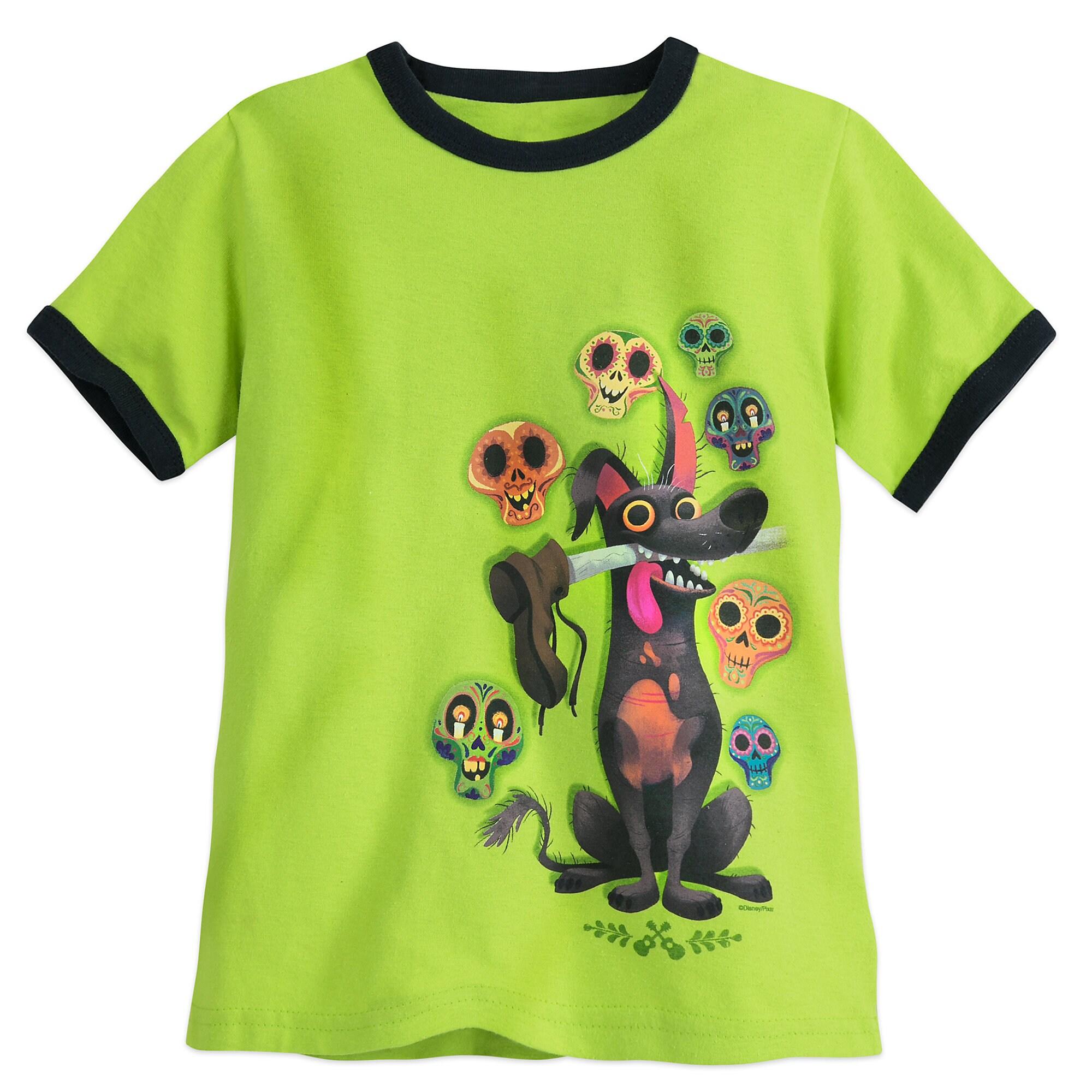 Dante Ringer T-Shirt - Coco - Boys