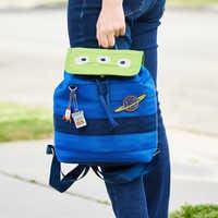 Image of Toy Story Alien Backpack by Harveys # 2