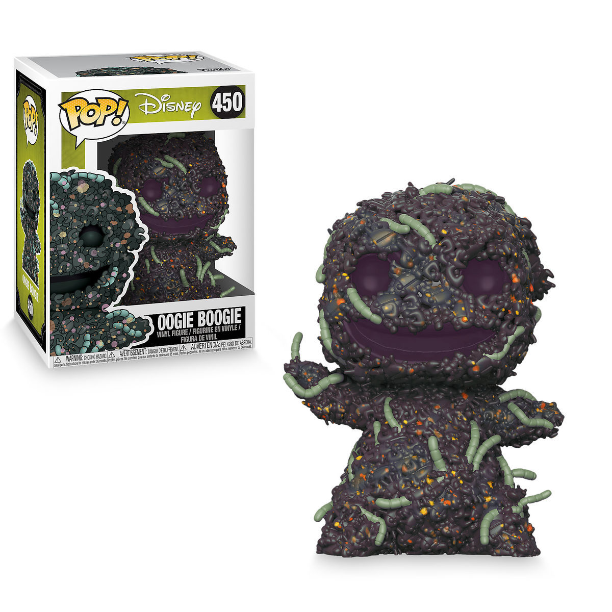 Oogie Boogie Pop! Vinyl Figure by Funko - The Nightmare Before ...