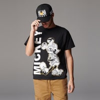 Mickey Mouse Silhouette T-Shirt - Men