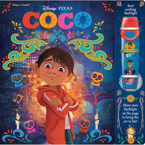 Coco Play-a-Sound Book