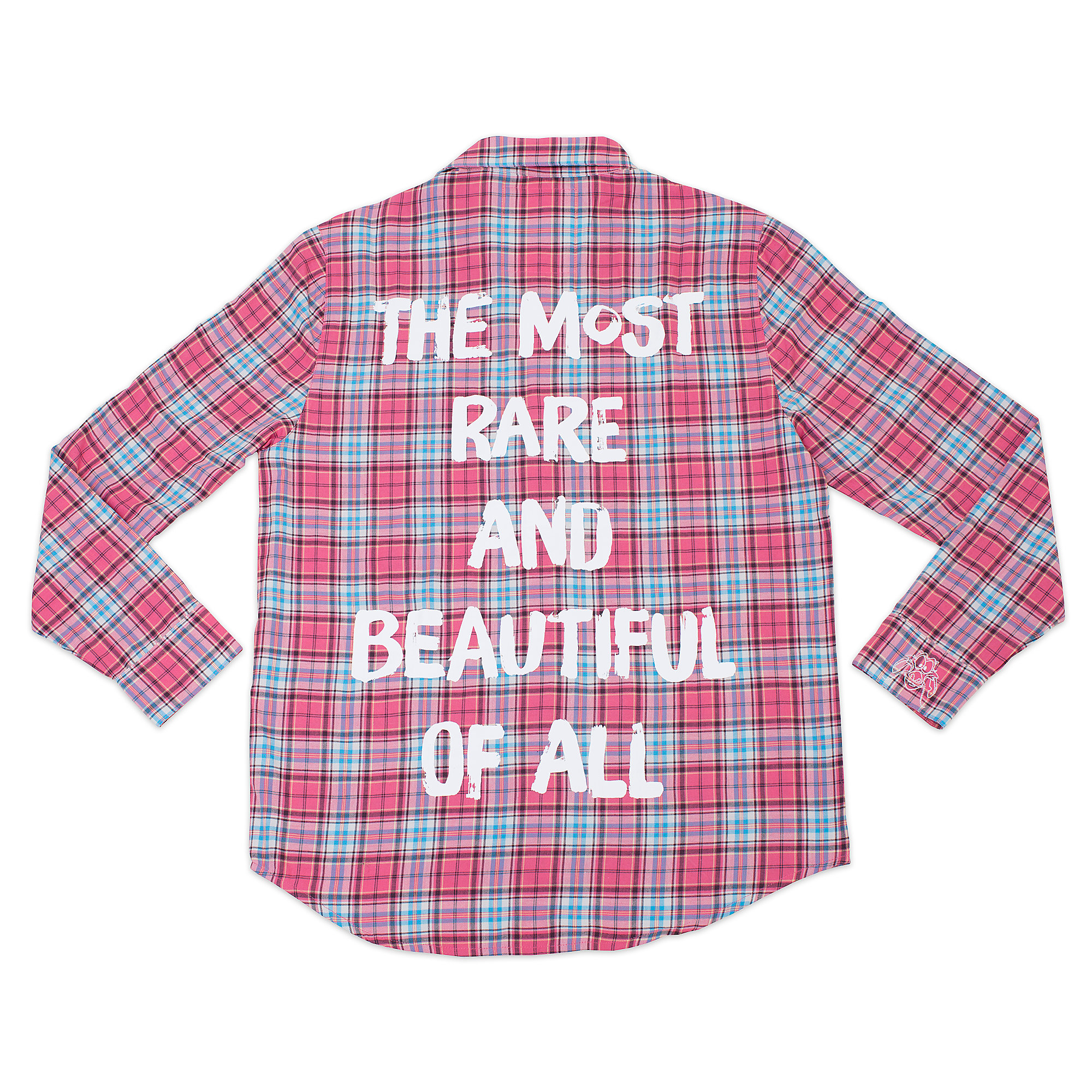 Mulan Flannel Shirt for Adults by Cakeworthy