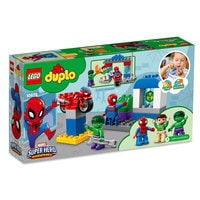 Image of Spider-Man & Hulk Adventures LEGO Duplo Playset # 6